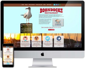 Boondocks Website