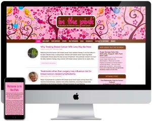 In the Pink Website