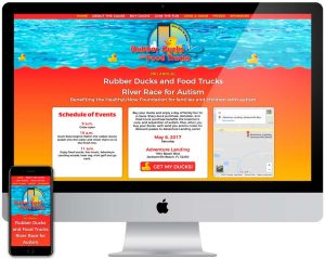 Jax Duck Race Website