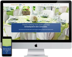 Manners for Life Website