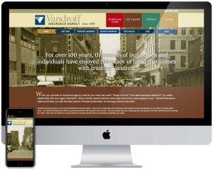 Vandroff  Website