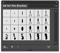 Adobe Illustrator pressure sensitive brushes don't work with my
