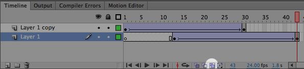 Flash-edit-multiple-frames