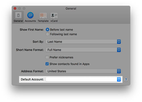 create a shared family address book with contacts and icloud lena