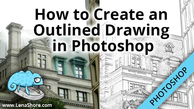 article-outlined-photoshop