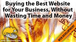 Buying the Best Website for Your Business, Without Wasting Time and Money