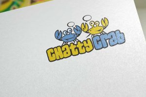 Chatty Crab Logo