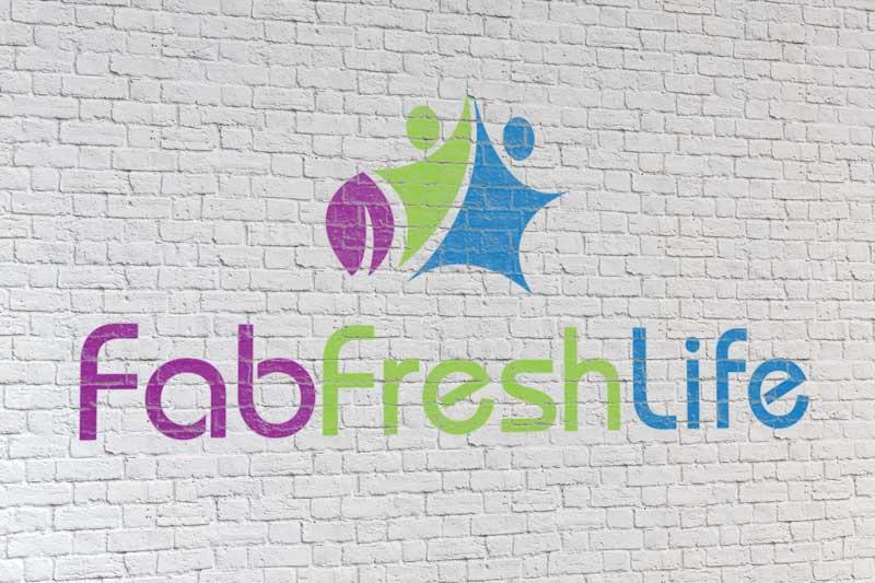 Fab Fresh Live Logo