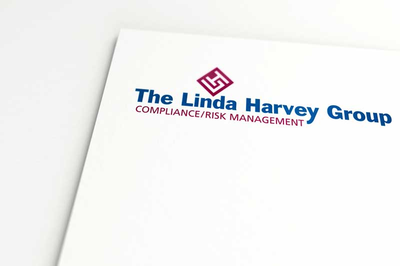 Linda Harvey Logo