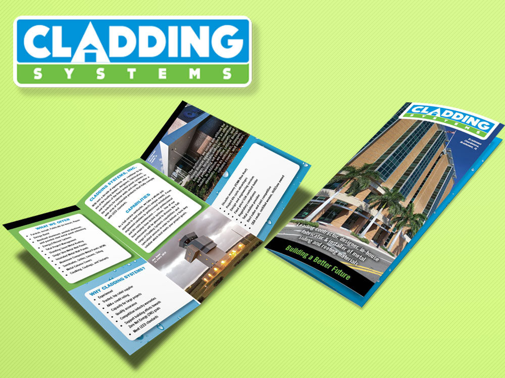 Cladding Brochure
