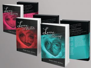 Mary Kate Kopec Book Cover Design