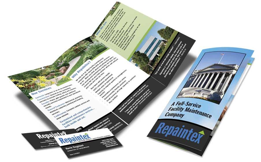 Repaintex Brochure